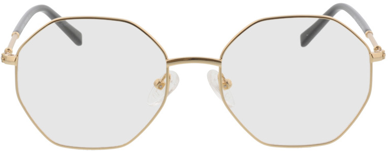 Picture of glasses model Comox-or in angle 0