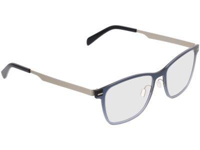 Brille Cannock-blau-verlauf