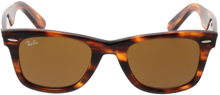 Picture of glasses model Ray-Ban Original Wayfarer RB2140 954 50-22 in angle 0
