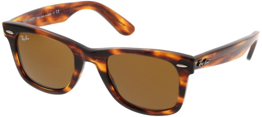 Picture of glasses model Ray-Ban Original Wayfarer RB2140 954 50-22