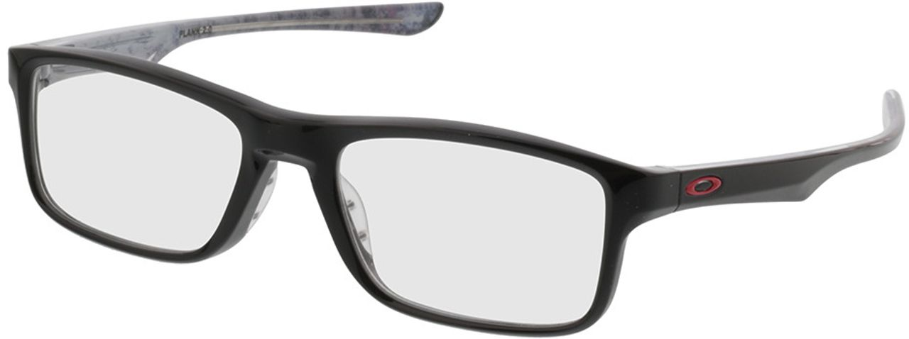 Picture of glasses model Oakley Plank 2.0 OX8081 02 53-18 in angle 330