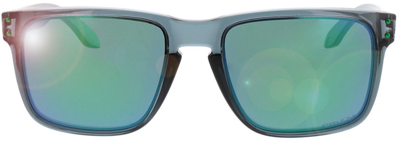 Picture of glasses model Oakley Holbrook Xl OO9417 14 59-18  in angle 0