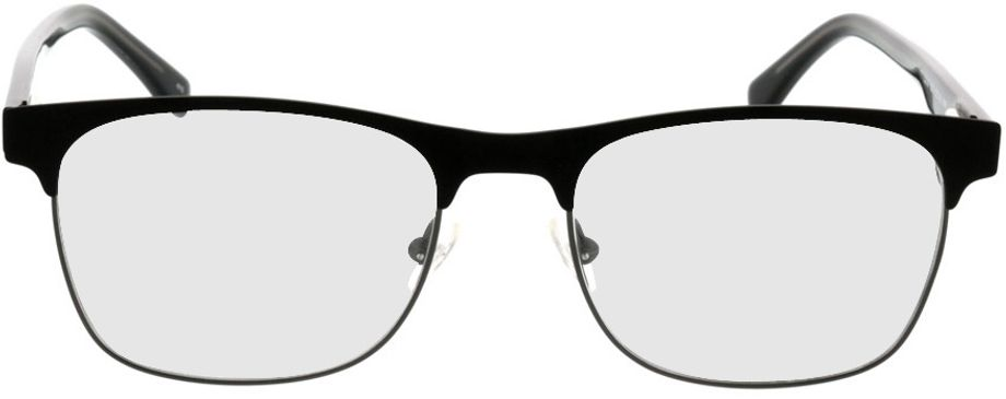 Picture of glasses model Lacoste L2218 001 53-18 in angle 0