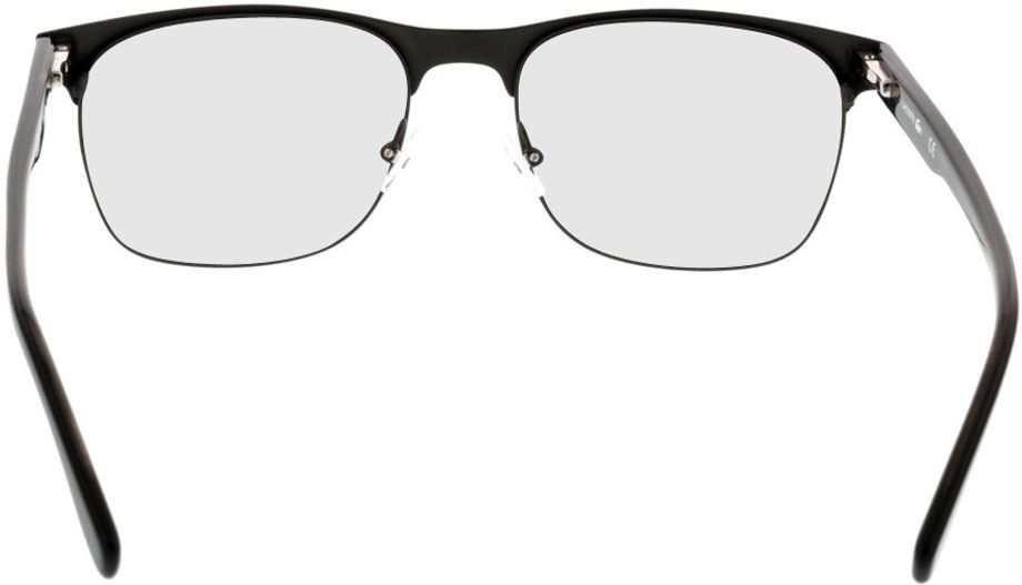 Picture of glasses model Lacoste L2218 001 53-18 in angle 180