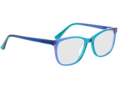 Brille Sendai-blau