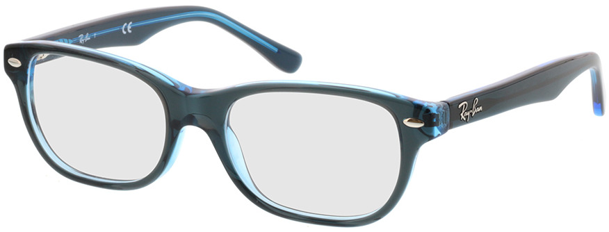 Picture of glasses model Ray-Ban Junior RY1555 3667 48-16 in angle 330