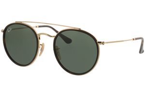Ray-Ban Round Double Bridge RB3647N 001 51-22