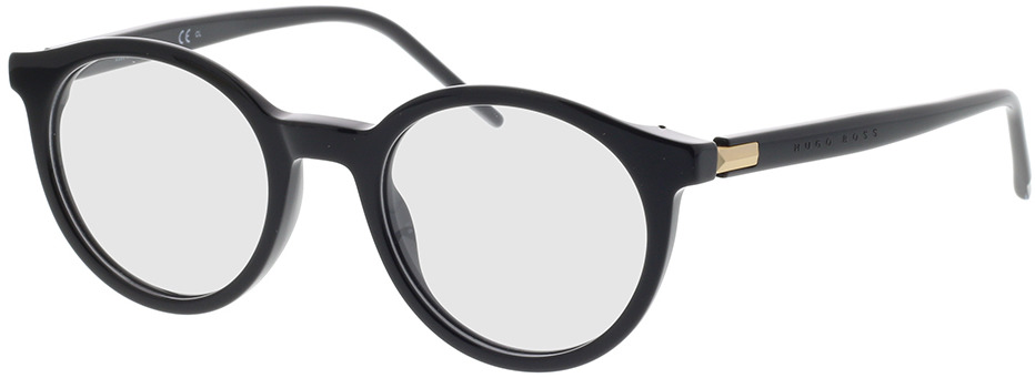 Picture of glasses model Boss BOSS 1155 807 47-20 in angle 330