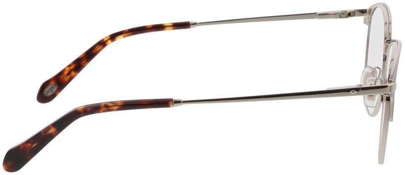 Picture of glasses model Fossil FOS 7087/G 0JI 50-20 in angle 90