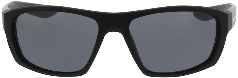 Picture of glasses model Nike BRAZEN BOOST CT8179 010 57-16 in angle 0