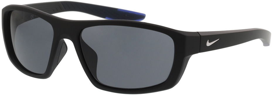 Picture of glasses model Nike BRAZEN BOOST CT8179 010 57-16 in angle 330