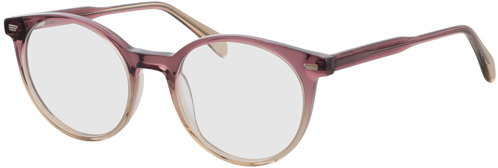 Picture of glasses model Bonnie-liláss-degradê in angle 330