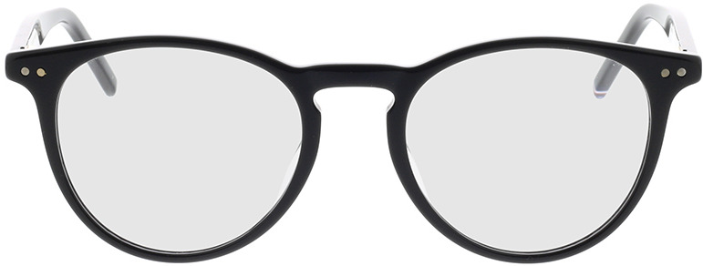 Picture of glasses model Tommy Hilfiger TH 1733 807 49-19 in angle 0