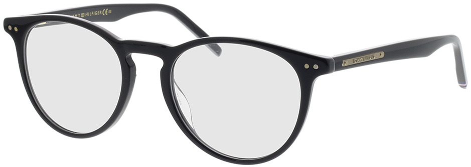 Picture of glasses model Tommy Hilfiger TH 1733 807 49-19 in angle 330