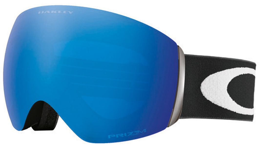 Picture of glasses model Oakley Skibrille FLIGHT DECK OO7050 705020 in angle 90