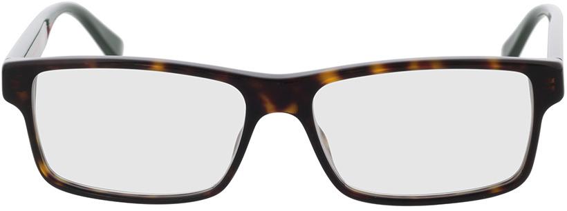 Picture of glasses model Gucci GG0752O-002 56-16 in angle 0
