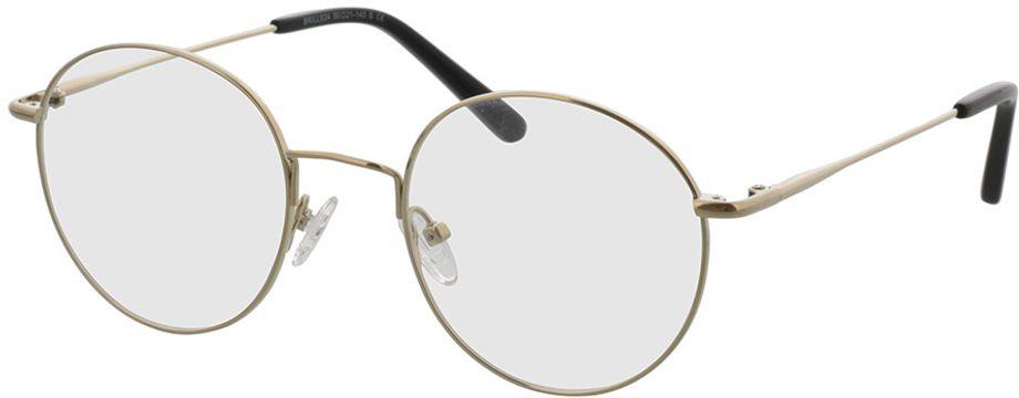Picture of glasses model Coca-gold in angle 330
