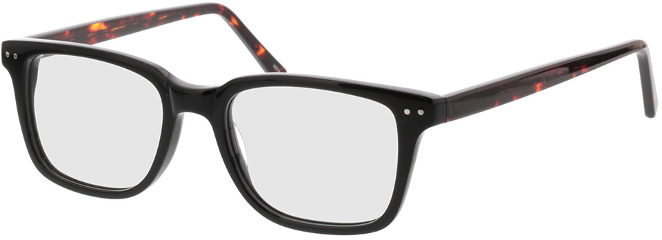 Picture of glasses model Saturn-schwarz in angle 330