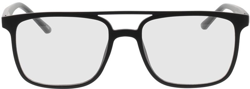 Picture of glasses model Glarus-preto in angle 0