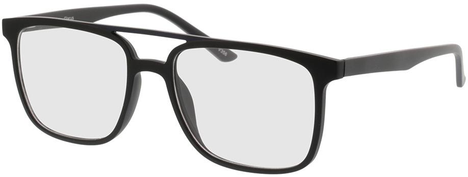 Picture of glasses model Glarus-preto in angle 330