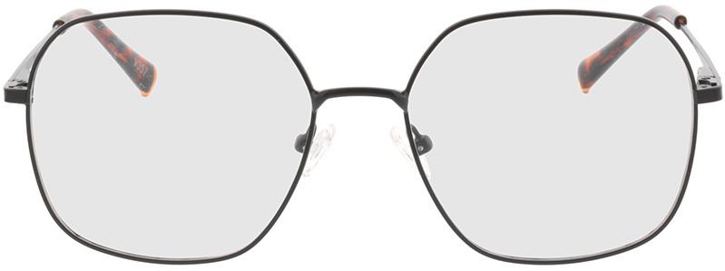 Picture of glasses model Patea-schwarz in angle 0