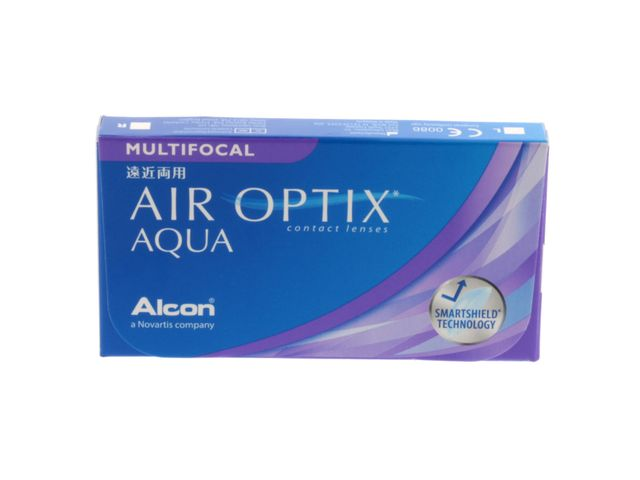 AIR OPTIX® Aqua Multifocal 3er Box