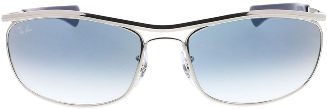 Picture of glasses model Ray-Ban Olympian I Deluxe RB3119M 003/3F 62-18 in angle 0