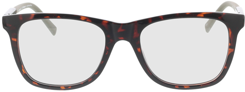 Picture of glasses model Timberland TB 1723 052 54-19 in angle 0