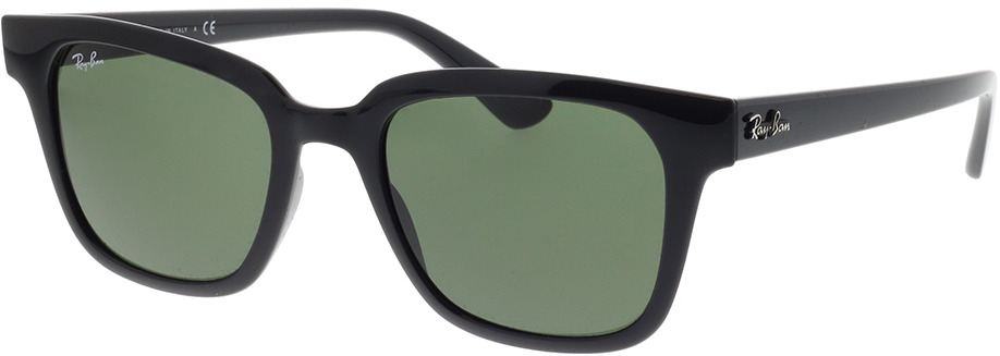 Picture of glasses model Ray-Ban RB4323 601/31 51-20