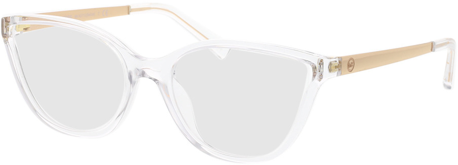 Picture of glasses model Michael Kors Belize MK4071U 3050 53-17 in angle 330