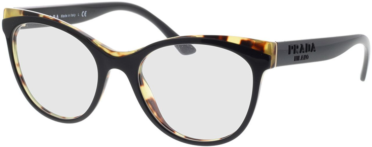Picture of glasses model Prada PR 05WV 3891O1 53-19 in angle 330