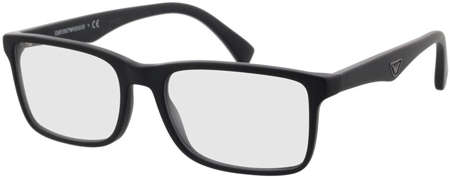 Picture of glasses model Emporio Armani EA3175 5001 56-18 in angle 330