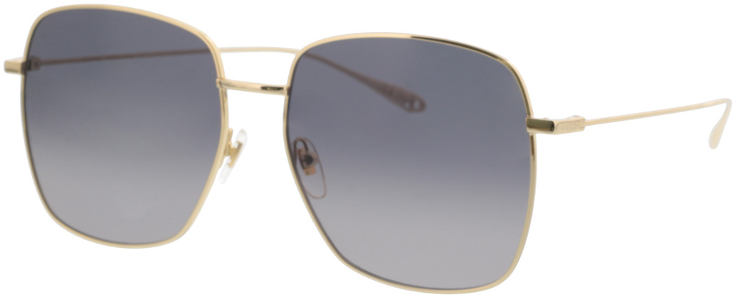 Picture of glasses model Gucci GG1031S-001 59-16 in angle 330