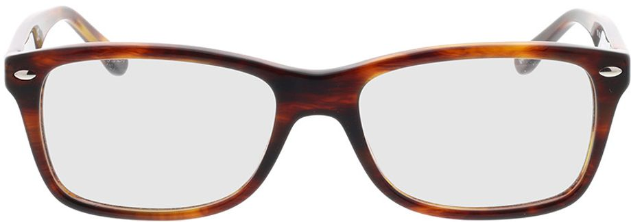 Picture of glasses model Ray-Ban RX5228 2144 55-17 in angle 0