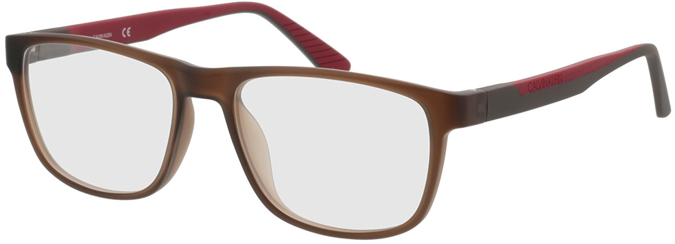 Picture of glasses model Calvin Klein CK20536 210 54-17 in angle 330