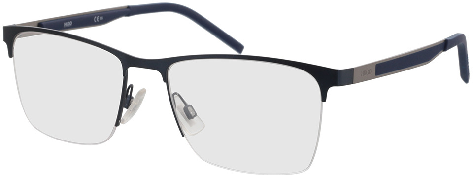 Picture of glasses model Hugo HG 1142 FLL 56-18 in angle 330