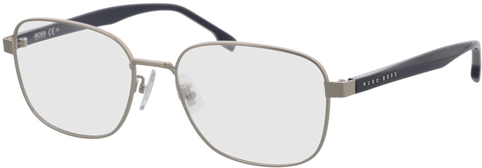 Picture of glasses model Boss BOSS 1294/F CTL 56-18 in angle 330