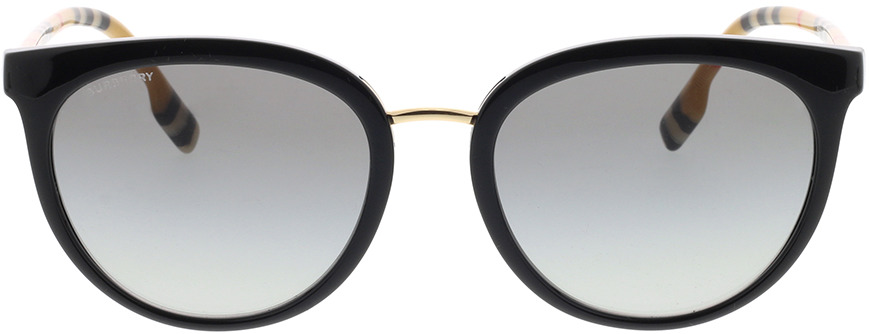 Picture of glasses model Burberry BE4316 385311 54-19 in angle 0