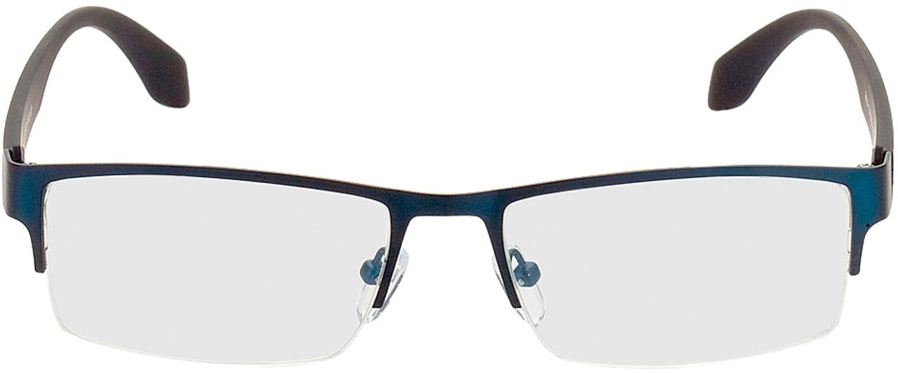 Picture of glasses model Stanley blue in angle 0
