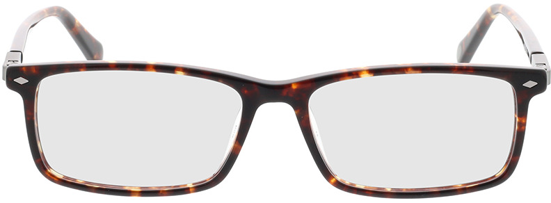 Picture of glasses model Fossil FOS 7067 086 55-16 in angle 0