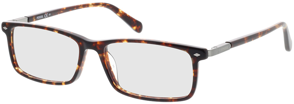 Picture of glasses model Fossil FOS 7067 086 55-16 in angle 330