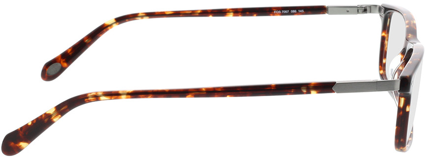 Picture of glasses model Fossil FOS 7067 086 55-16 in angle 90