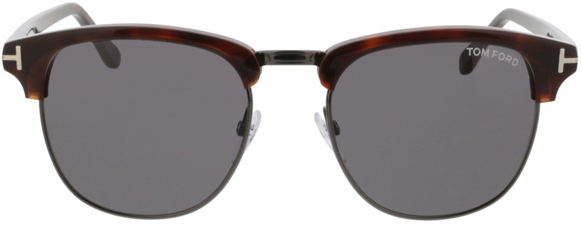 Picture of glasses model Tom Ford FT0248 52A 53 20 in angle 0