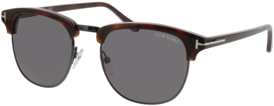 Picture of glasses model Tom Ford FT0248 52A 53 20 in angle 330