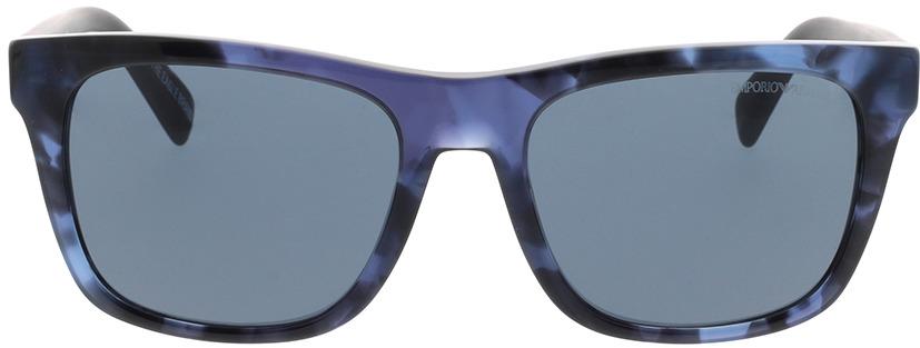 Picture of glasses model Emporio Armani EA4142 582387 55-19 in angle 0