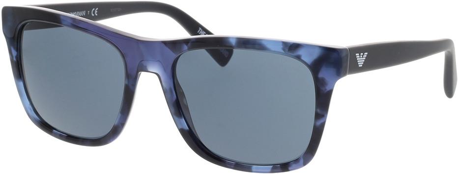 Picture of glasses model Emporio Armani EA4142 582387 55-19 in angle 330
