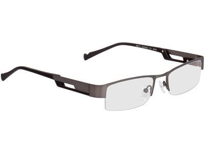 Brille Mandera-anthrazit/schwarz