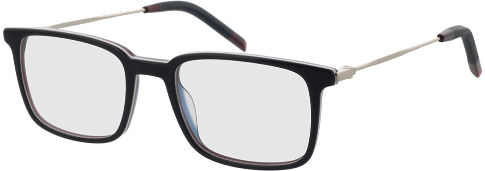 Picture of glasses model Tommy Hilfiger TH 1817 PJP 52-19 in angle 330