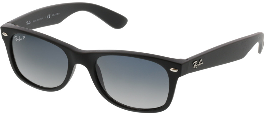 Picture of glasses model Ray-Ban New Wayfarer RB 2132 601S78 52-18