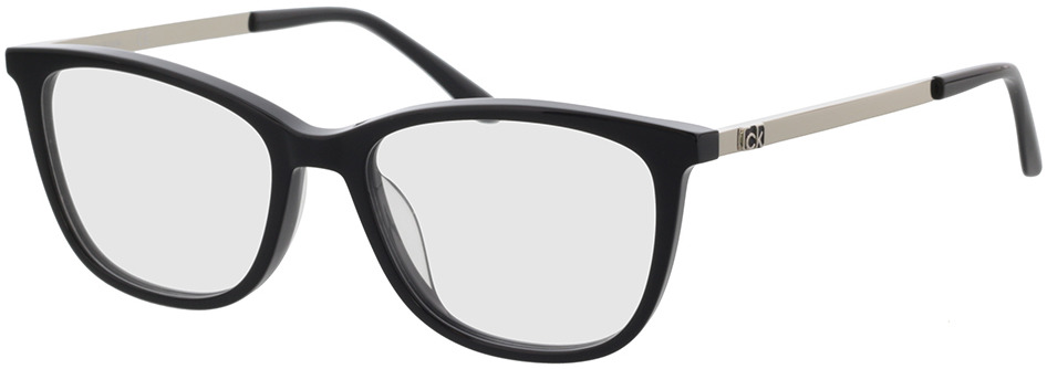Picture of glasses model Calvin Klein CK21701 001 51-16 in angle 330